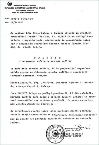 Manevrska struktura narodne zaščite