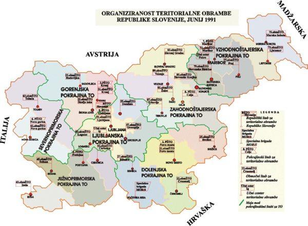 Teritorialna obramba Republike Slovenije