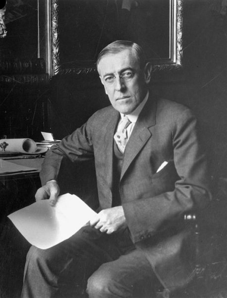 Wilson, Thomas Woodrow